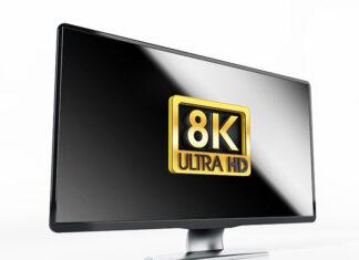 TV QLED marki Samsung