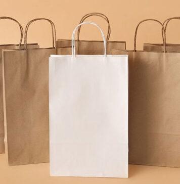 Dlaczego warto posiadać torby papierowe